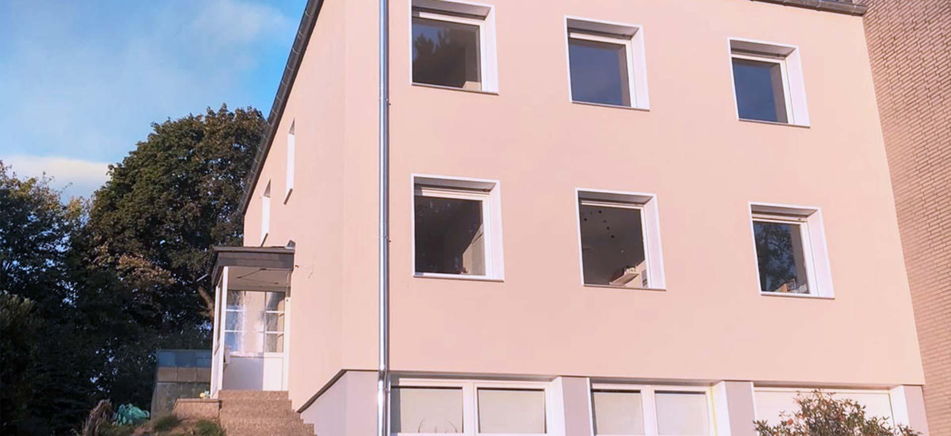 Impressionen_Hausfassade